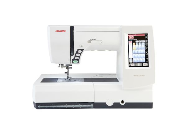 Memory Craft 9900 from Janome