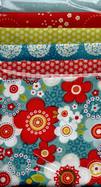 Fat Quarter Club from Creative Quilting