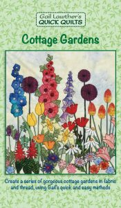 BOOK of the MONTH March 2021: Cottage Gardens by Gail Lawther