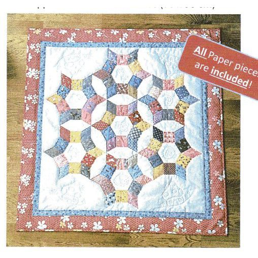 Baby Quilt Patterns.Trixi Baby Quilt Pattern From Lina Patchwork