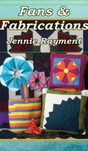 BOOK of the MONTH: Fans and Fabrications by Jennie Rayment