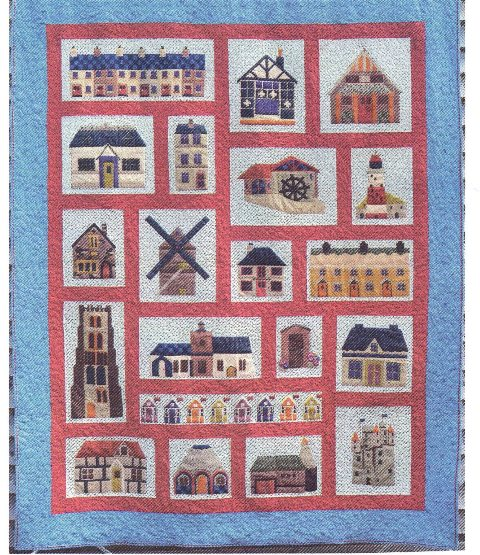 Vintage Village from Daisy Chain Designs