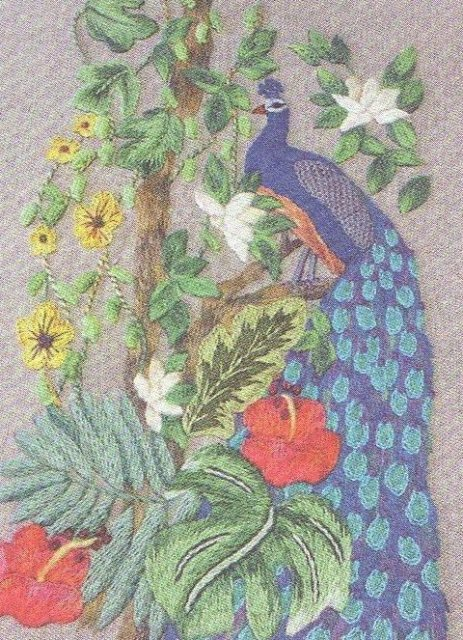 Embroidery with Sophie Long in Sunbury on Thames