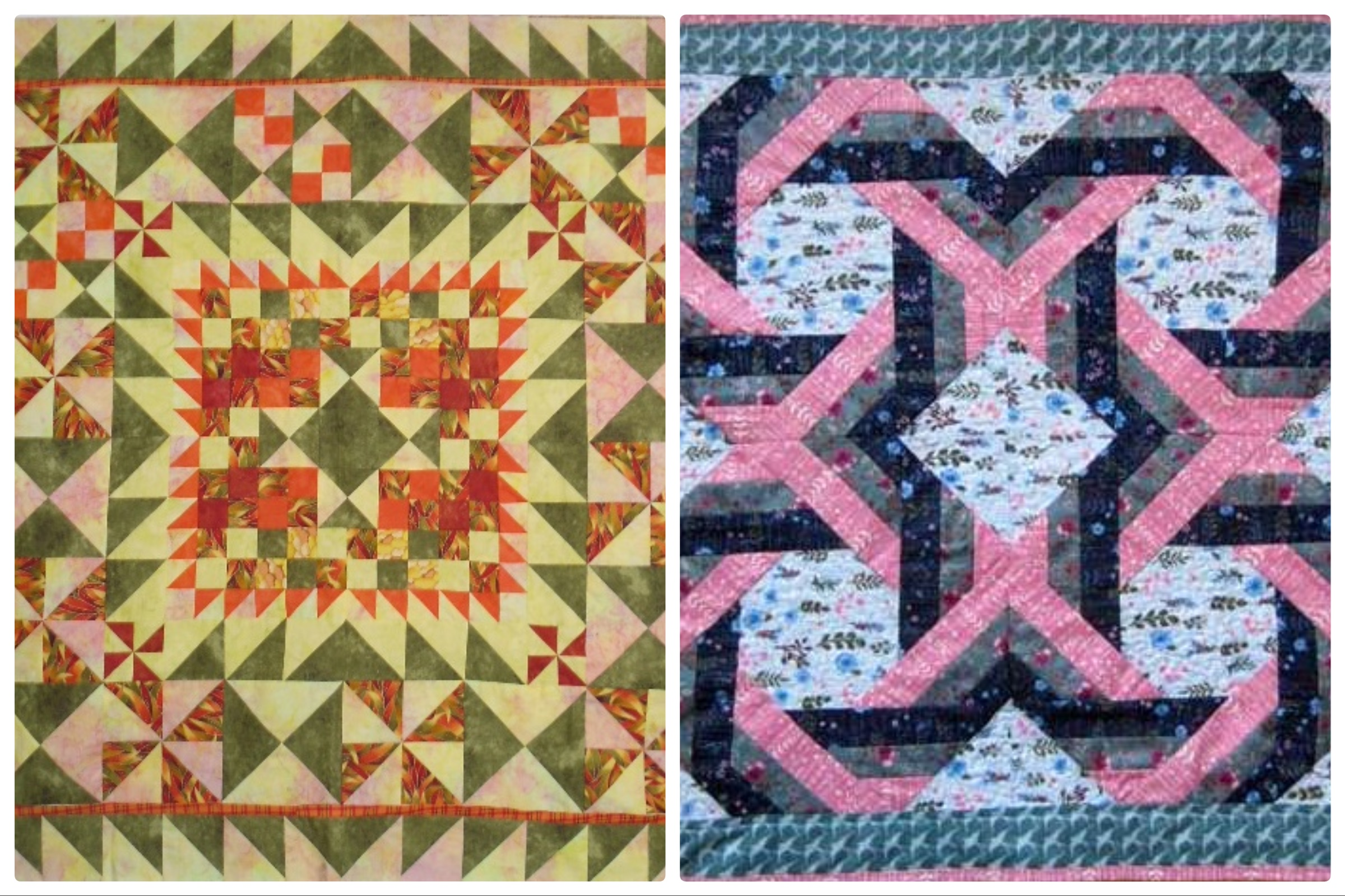 A Quilting Weekend in Hampshire March 2019