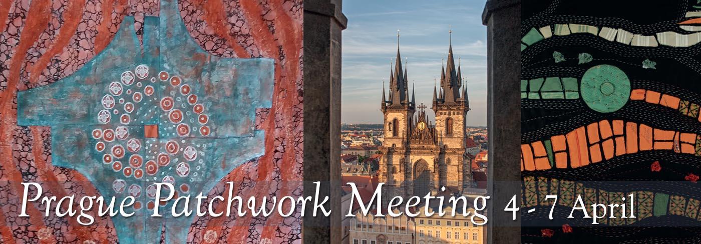 Patchwork in Prague , April 2019