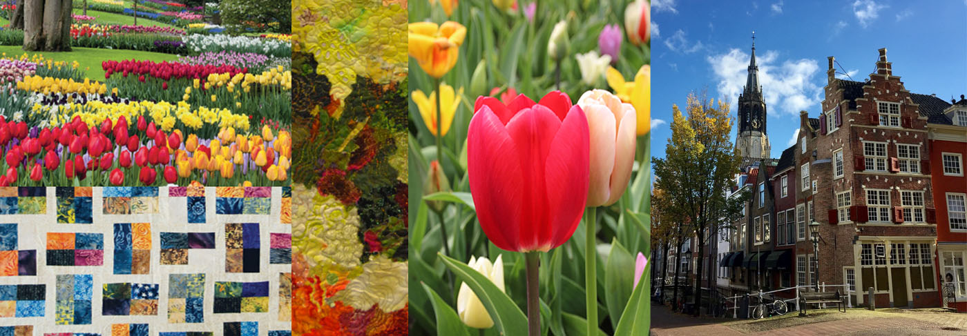 Dutch Quilting and Spring Highlights Tour, April 2019