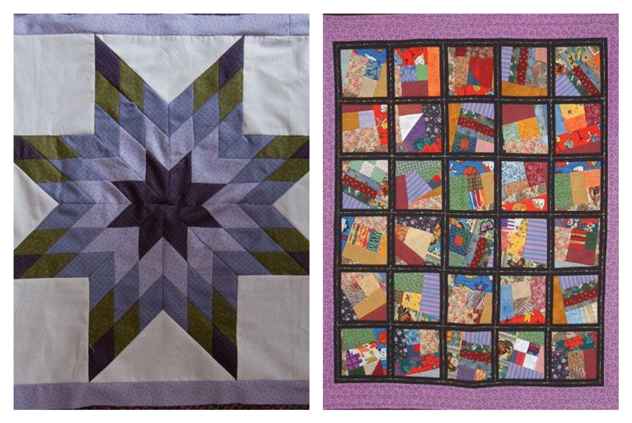 A Patchwork and Quilting Weekend in Hampshire, November 2019