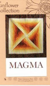 Magma by Dawn Cameron-Dick (PDF Pattern by Email)