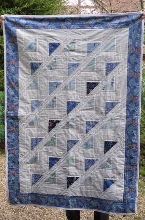4_modern-triangles-quilted - Valerie Nesbitt - valerie