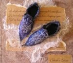 Annette Emms – shoemaker to the fairies.