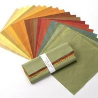 "Autumn 10"" square pack from Oakshott"