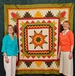 Superstar - a Medallion Quilt from Jennie Rayment