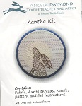 Hare and Moon Kantha Kit