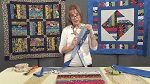 How to Avoid the Rainbow effect when strip piecing with Valerie Nesbitt