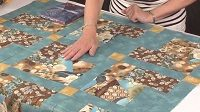 Take 5 a Simple Scrap Quilt with Valerie Nesbitt