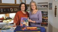 Meet Linda Seward and The Ultimate Guide to Art Quilting
