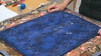 Sashiko Stitch with The Stitch Witch