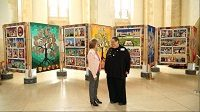 Magna Carta Quilts at Guildford Cathedral