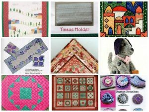 Quilting and Patchwork Patterns and Kits