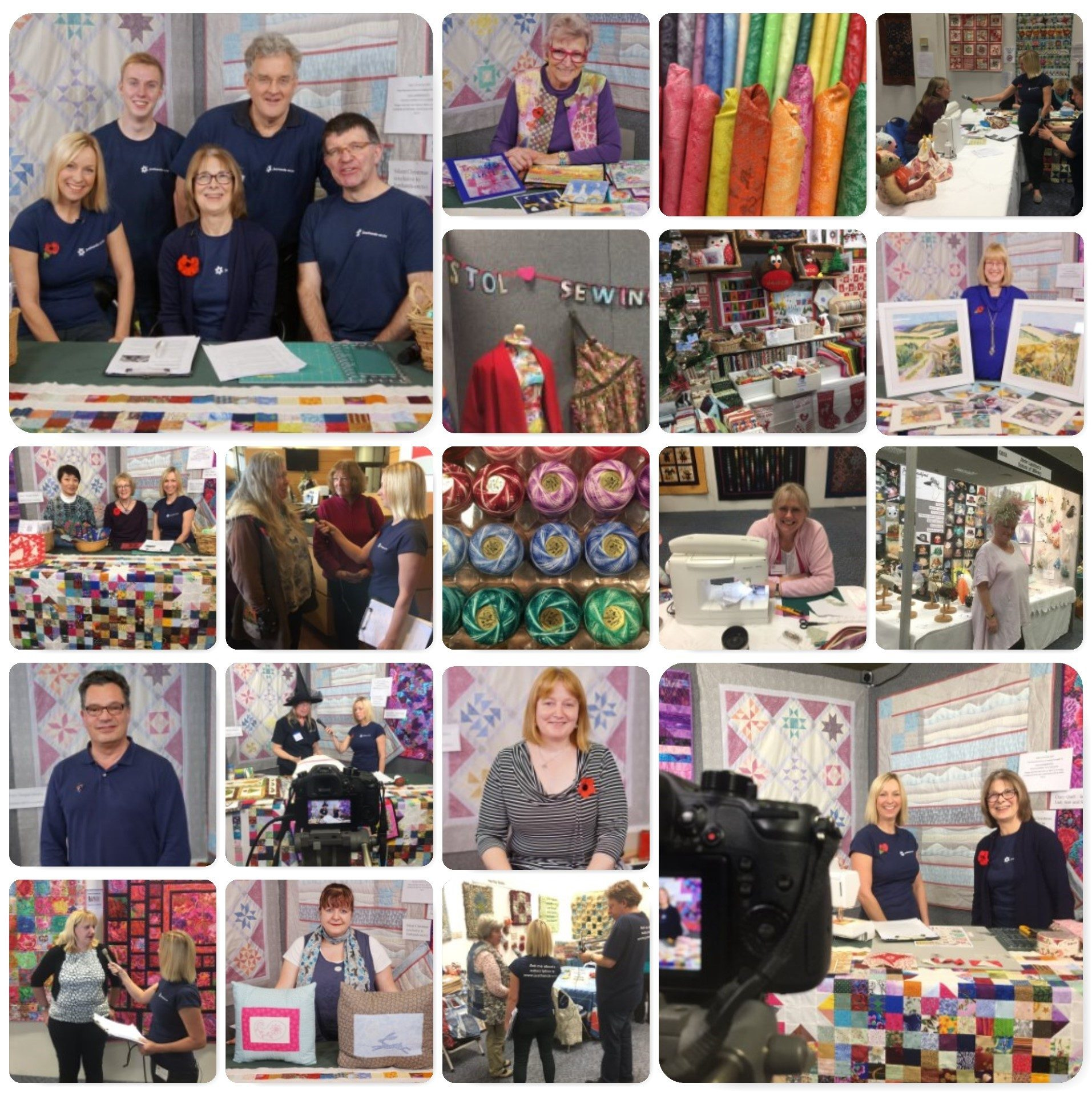West Country Quilt Show 2016