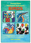 Birds in Stained Glass designed by Gail Lawther