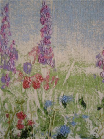 Textile Art in Brittany with Shirley McCann