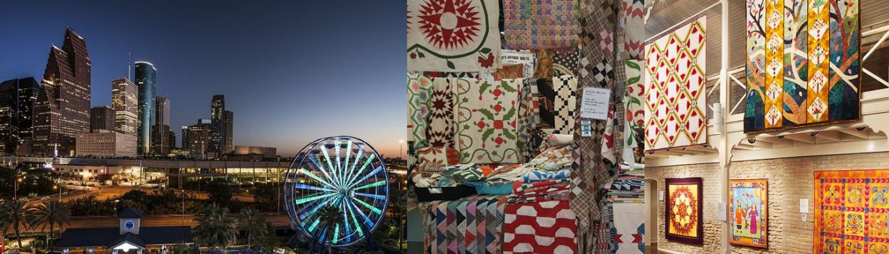 Houston & the International Quilt Festival 2019