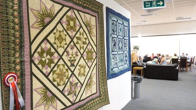 West Country Quilt Show 2018