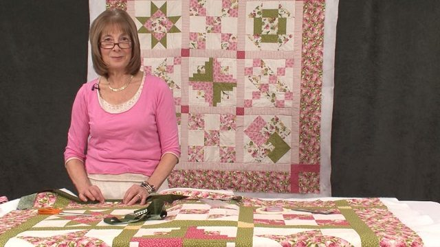 Layer, Quilt and Bind Your First Sampler Quilt