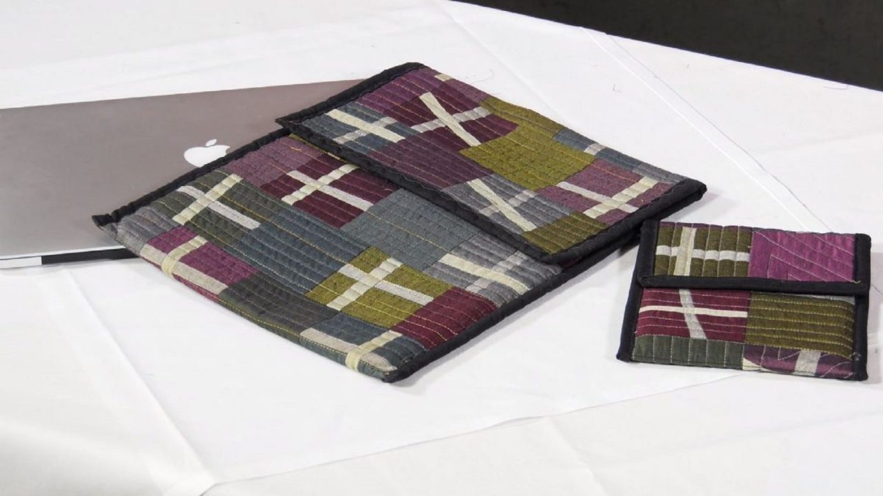 Modern Laptop Cover with Helen Howes