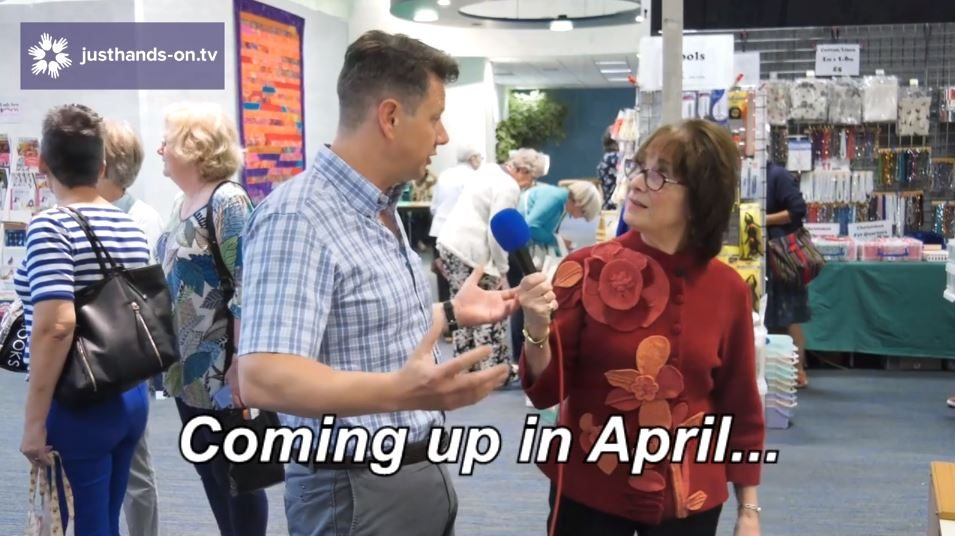 See what's coming up in April 2019