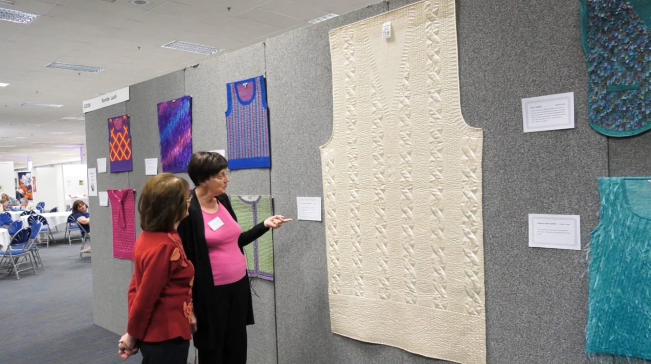 West Country Quilt Show 2018 Part 2
