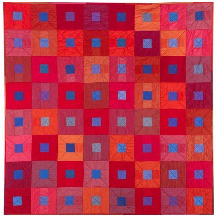 City Lights, Helen Howes, quilt, Oakshott