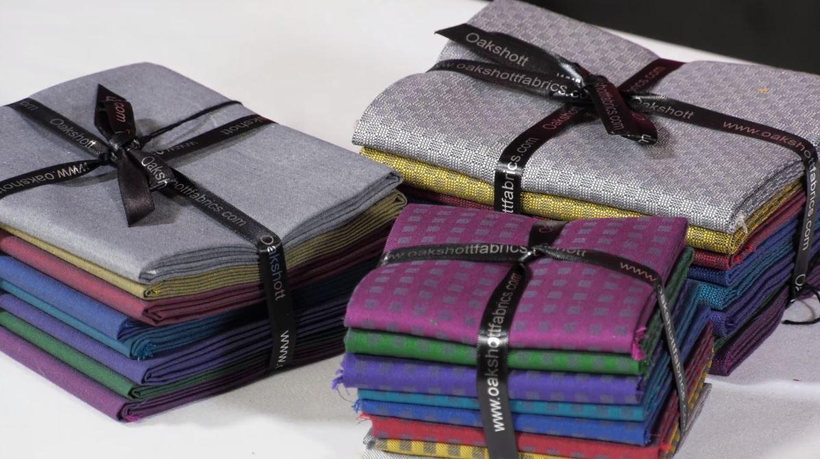 quilt, modern, Helen Howes, Oakshott Fabrics, City Lights