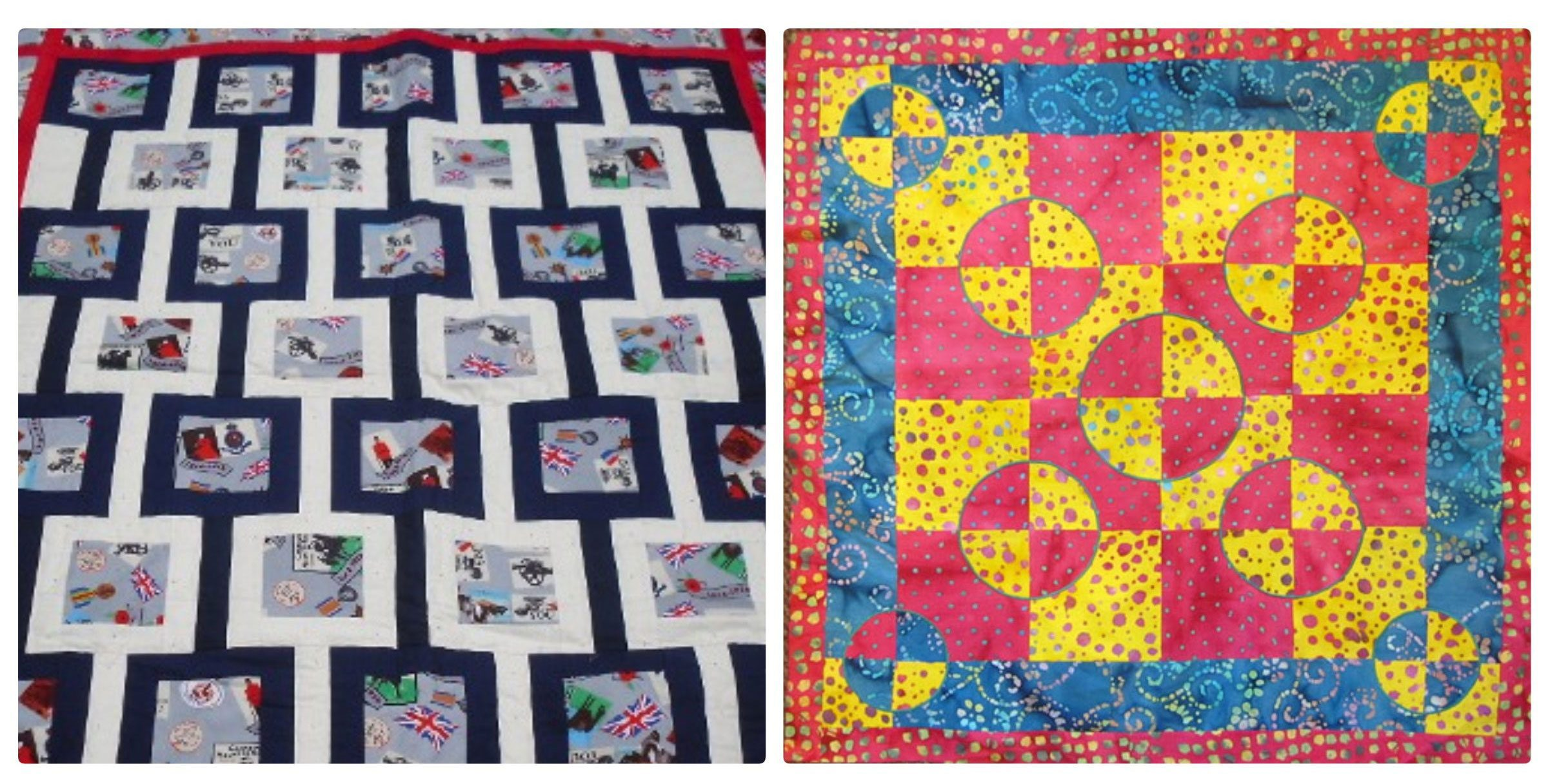 Quilting Retreat with Valerie Nesbitt and Jennie Rayment