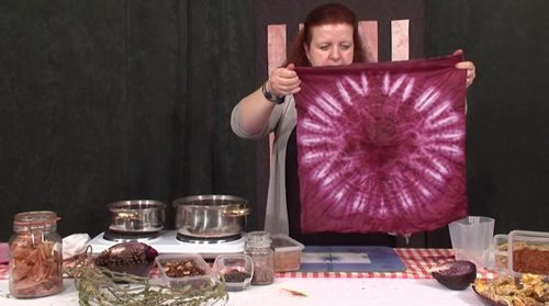 Immersion Dyeing with Angela Daymond