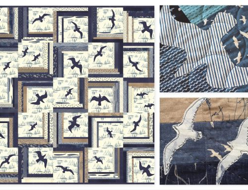 A Quilting Weekend in Buckinghamshire, April 2021