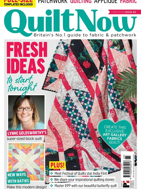 Quilt Now 65 Readers Makes