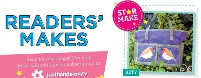 Quilt Now 64 Readers Makes - Star Make