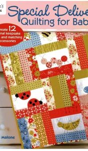 BOOK of the MONTH: Special Delivery Quilting for Baby by Chris Malone