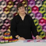 Cubitz quilt Helen Butcher quilting workshop