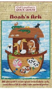 BOOK of the MONTH: Noah's Ark by Gail Lawther
