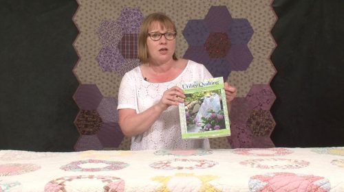 Amish Waves Hand Quilting with Carolyn Forster