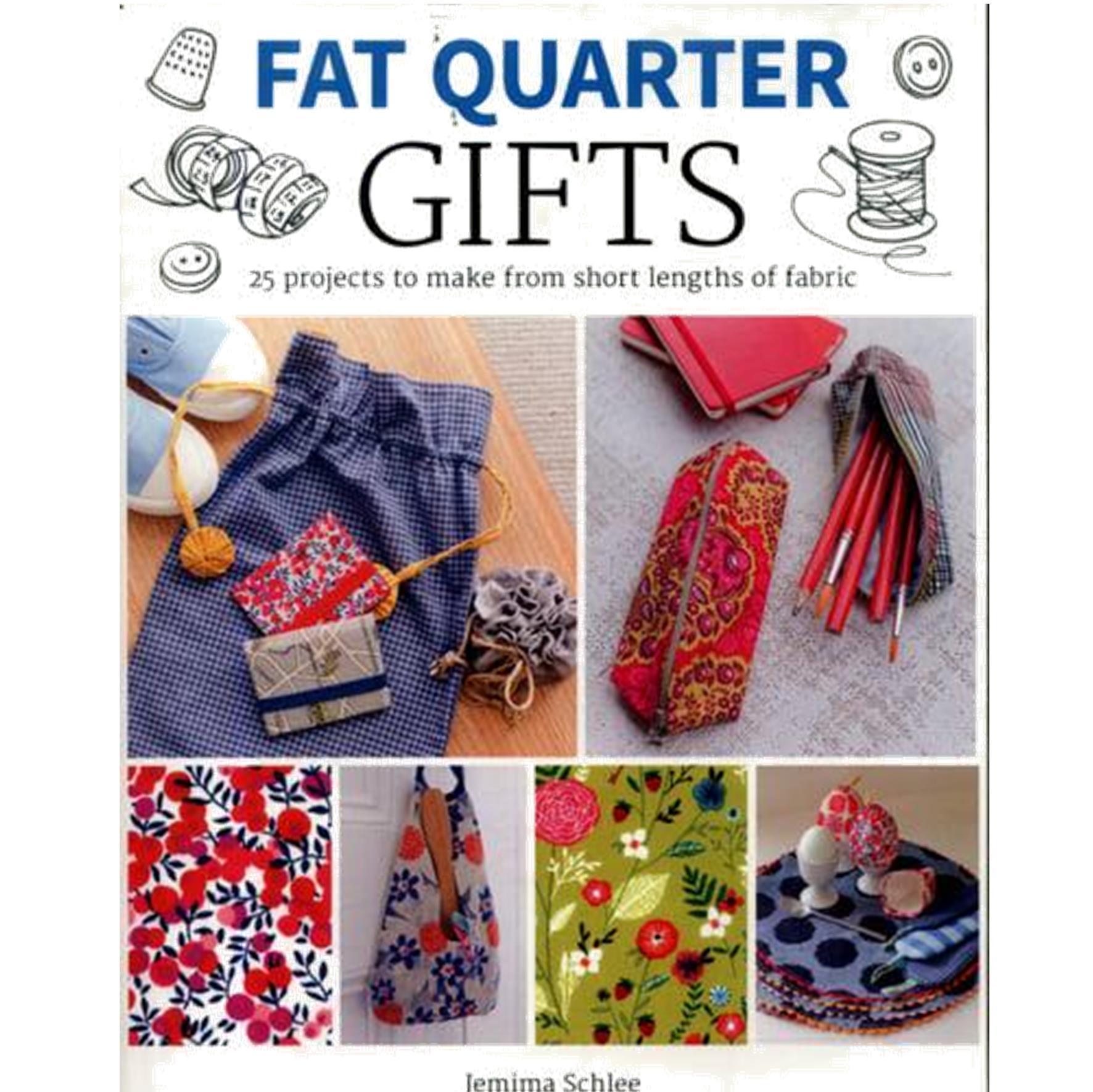Fat Quarter Gifts – Jemima Schlee