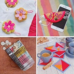 Fat Quarter Gifts projects