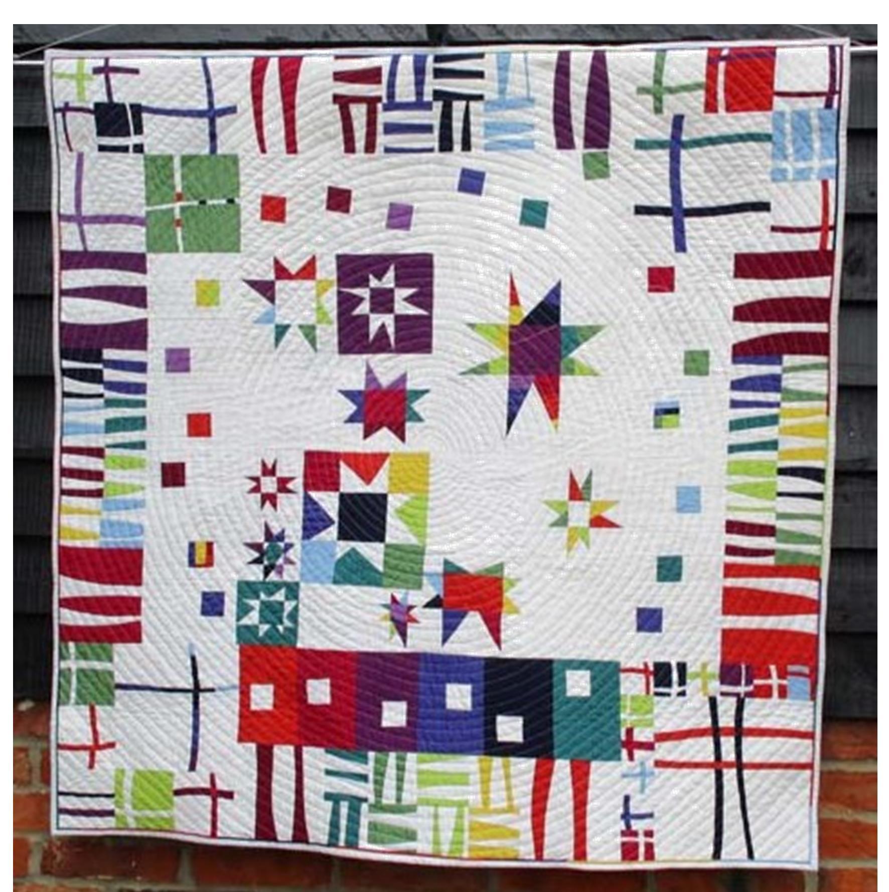 Helen Howes Modern Jazz Pattern