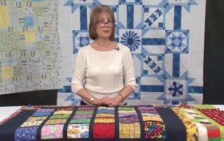 Sashing Your Quilt with Valerie Nesbitt