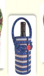 "PRODUCT of the MONTH for Nov 19 ""Aunties Two"" Wine Carrier Kit"