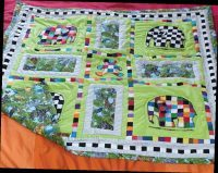 Elmer Quilt Readers Make Quilt Now Issue 66