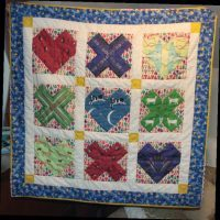Hearts and Kisses Star Make Quilt Now Issue 65